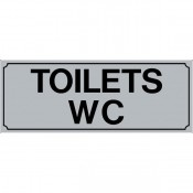 Πινακίδες για wc