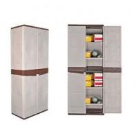 Πλαστικές ντουλάπες-Παπουτσοθήκες-Κουτιά